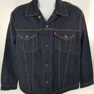 Men's Levi Strauss & Co. Denim Trucker Jacket NWT